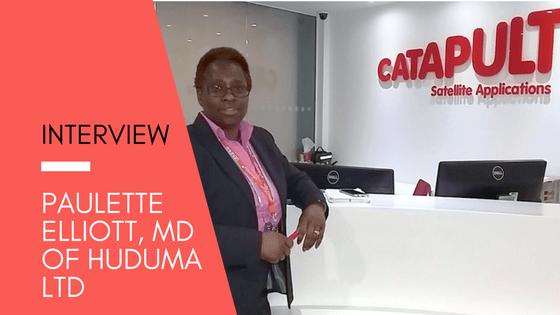 Interview Paulette Elliott
