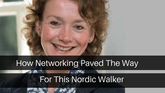 Networking Nordic Walk