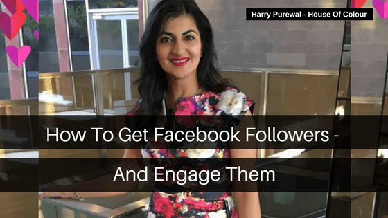Facebook followers - Harry Purewal